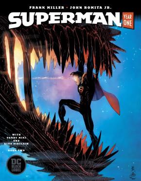 SUPERMAN YEAR ONE #2 ROMITA COVER