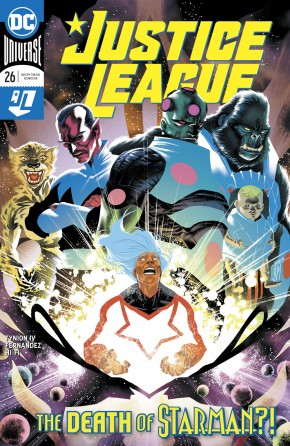 JUSTICE LEAGUE #26 (2018 SERIES)