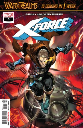 X-FORCE #5 (2018 SERIES)