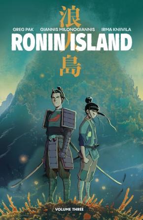 RONIN ISLAND VOLUME 3 GRAPHIC NOVEL