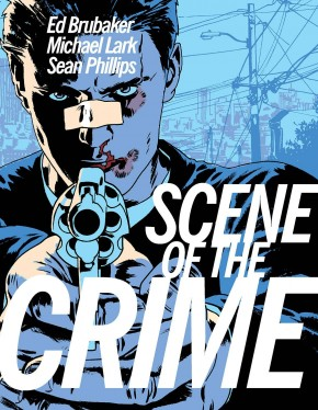SCENE OF THE CRIME GRAPHIC NOVEL