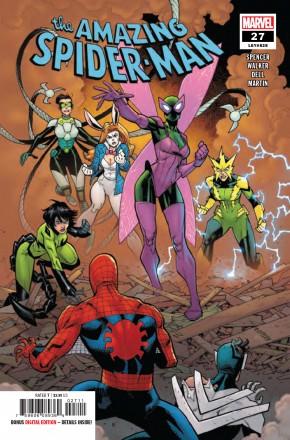 AMAZING SPIDER-MAN #27 (2018 SERIES)