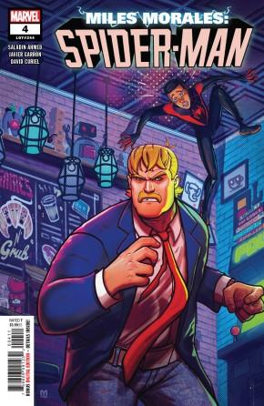 MILES MORALES SPIDER-MAN #4 (2018 SERIES)