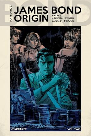 JAMES BOND ORIGIN VOLUME 2 HARDCOVER