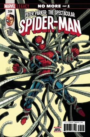 PETER PARKER SPECTACULAR SPIDER-MAN #304 (2017 SERIES)