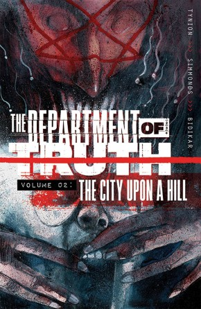DEPARTMENT OF TRUTH VOLUME 2 THE CITY UPON A HILL GRAPHIC NOVEL