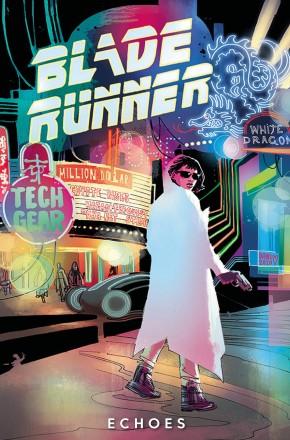 BLADE RUNNER 2029 VOLUME 2 ECHOES GRAPHIC NOVEL
