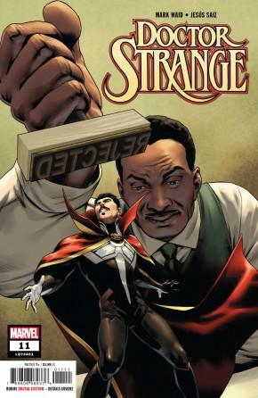 DOCTOR STRANGE #11 (2018 SERIES)