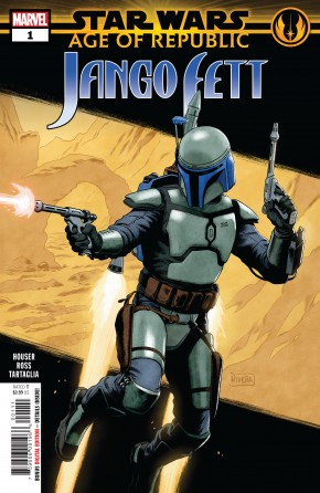 STAR WARS AGE OF REPUBLIC JANGO FETT #1