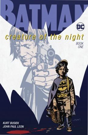 BATMAN CREATURE OF THE NIGHT #1