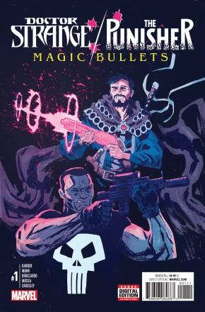 DOCTOR STRANGE PUNISHER MAGIC BULLETS #1