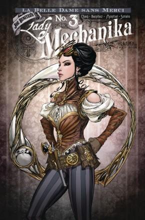LADY MECHANIKA DAME SANS MERCI #3 (RANDOM COVER)
