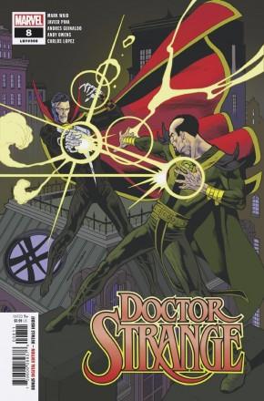 DOCTOR STRANGE #8 (2018 SERIES)