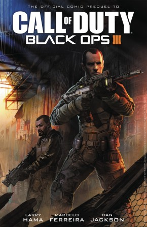 CALL OF DUTY BLACK OPS III GRAPHIC NOVEL