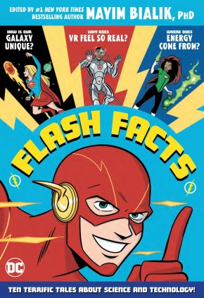FLASH FACTS GRAPHIC NOVEL