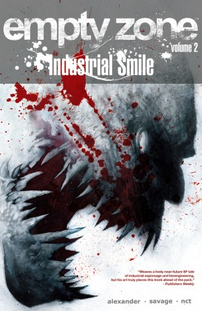 EMPTY ZONE VOLUME 2 INDUSTRIAL SMILE GRAPHIC NOVEL