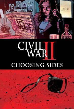 CIVIL WAR II CHOOSING SIDES #6