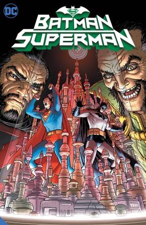 BATMAN SUPERMAN VOLUME 2 WORLDS DEADLIEST GRAPHIC NOVEL