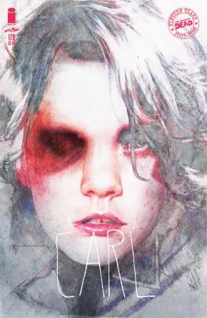 WALKING DEAD #179 COVER B