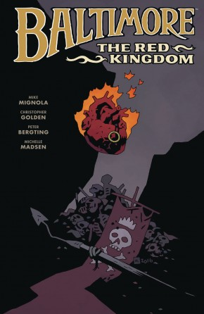 BALTIMORE VOLUME 8 THE RED KINGDOM HARDCOVER