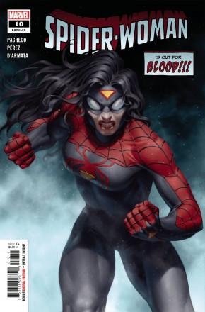 SPIDER-WOMAN #10 (2020 SERIES)