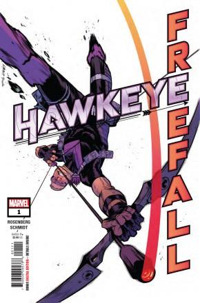 HAWKEYE FREE FALL #1