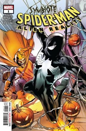 SYMBIOTE SPIDER-MAN ALIEN REALITY #1
