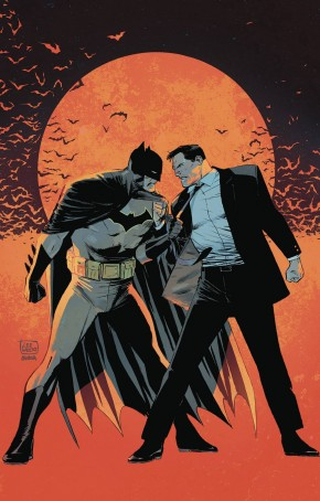 BATMAN BY TOM KING AND LEE WEEKS DELUXE EDITION HARDCOVER