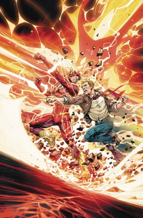 FLASH #750 DELUXE EDITION HARDCOVER