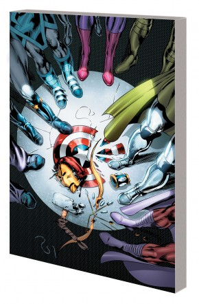 ACTS OF VENGEANCE AVENGERS GRAPHIC NOVEL