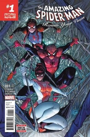 AMAZING SPIDER-MAN RENEW YOUR VOWS #1 (2016 SERIES)