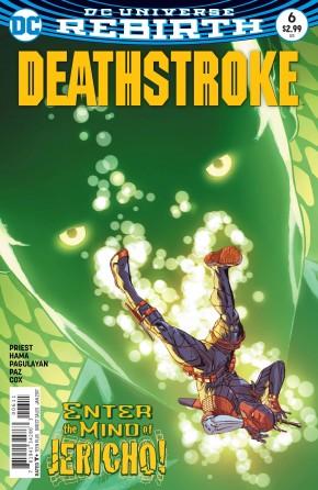 DEATHSTROKE #6 (2016 SERIES)