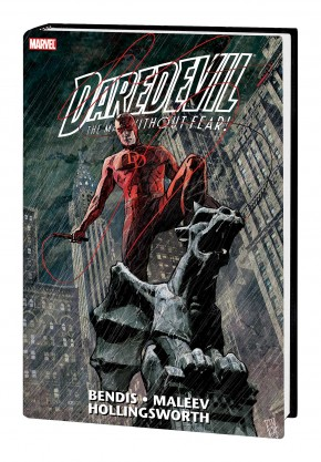 DAREDEVIL BY BENDIS AND MALEEV OMNIBUS VOLUME 1 HARDCOVER (NEW PRINTING)
