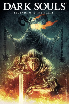 DARK SOULS LEGENDS OF THE FLAME GRAPHIC NOVEL