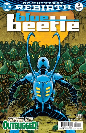 BLUE BEETLE VOLUME 4 #3