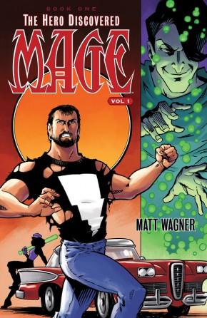 MAGE BOOK 1 HERO DISCOVERED VOLUME 1 GRAPHIC NOVEL