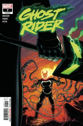 GHOST RIDER #7 (2019 SERIES)