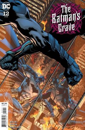 BATMANS GRAVE #12