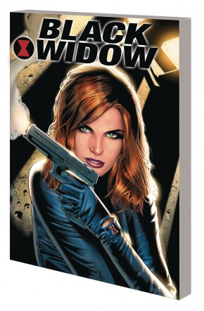 BLACK WIDOW WELCOME TO THE GAME GRAPHIC NOVEL