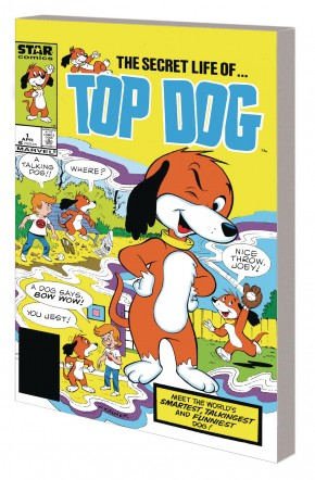 STAR COMICS TOP DOG THE COMPLETE COLLECTION GRAPHIC NOVEL