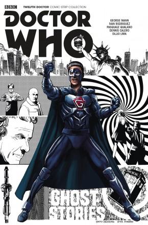 DOCTOR WHO GHOST STORIES GRAPHIC NOVEL