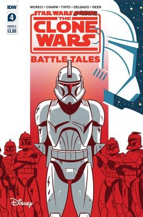 STAR WARS ADVENTURES CLONE WARS #4