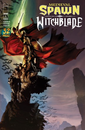 MEDIEVAL SPAWN WITCHBLADE #1
