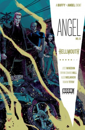 ANGEL #8 (2019 SERIES)