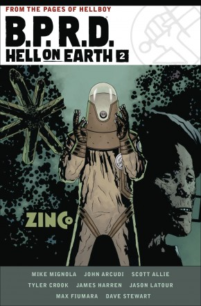 BPRD HELL ON EARTH VOLUME 2 HARDCOVER