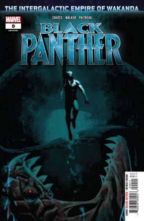 BLACK PANTHER #9 (2018 SERIES)