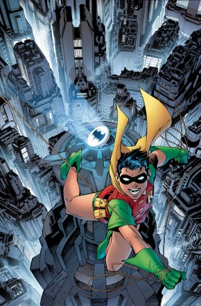 ROBIN 80 YEARS OF THE BOY WONDER HARDCOVER