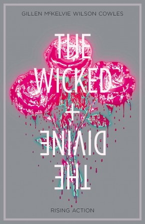 WICKED + The DIVINE VOLUME 4 RISING ACTION GRAPHIC NOVEL