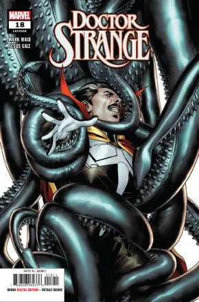 DOCTOR STRANGE #18 (2018 SERIES)