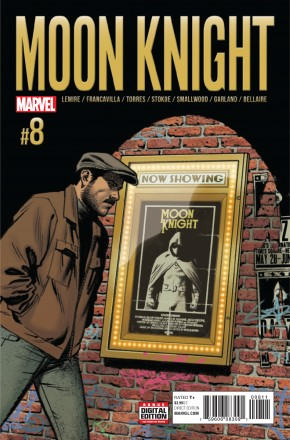 MOON KNIGHT VOLUME 8 #8